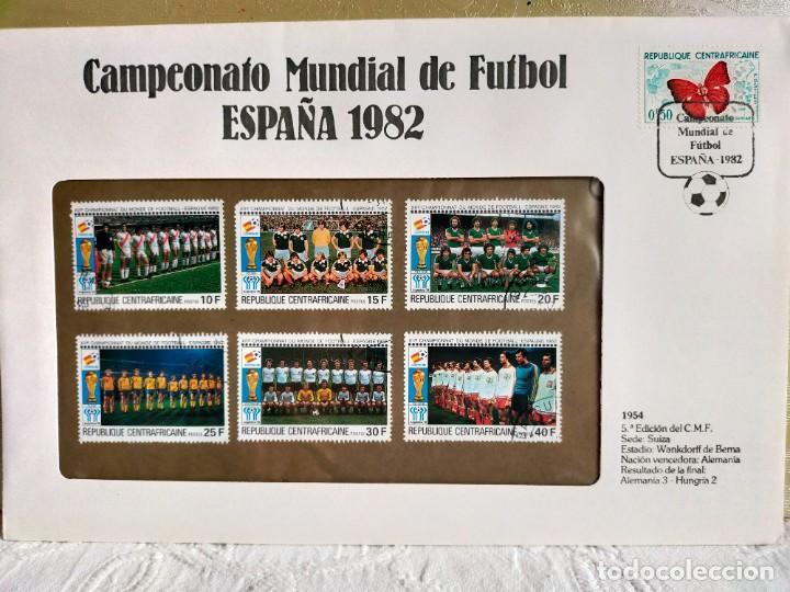 Sellos: Sellos, Mundial de España 82 - Foto 9 - 265322444