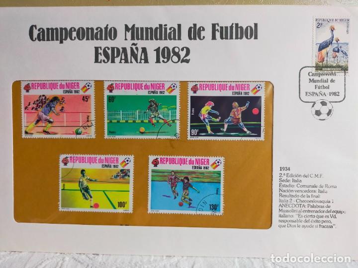 Sellos: Sellos, Mundial de España 82 - Foto 10 - 265322444