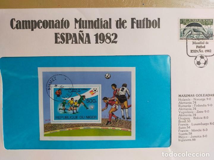 Sellos: Sellos, Mundial de España 82 - Foto 13 - 265322444