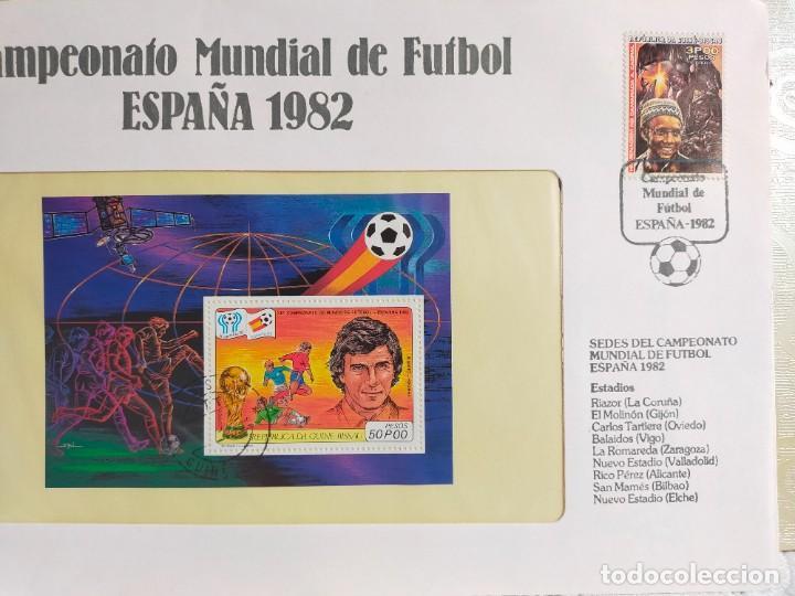 Sellos: Sellos, Mundial de España 82 - Foto 14 - 265322444