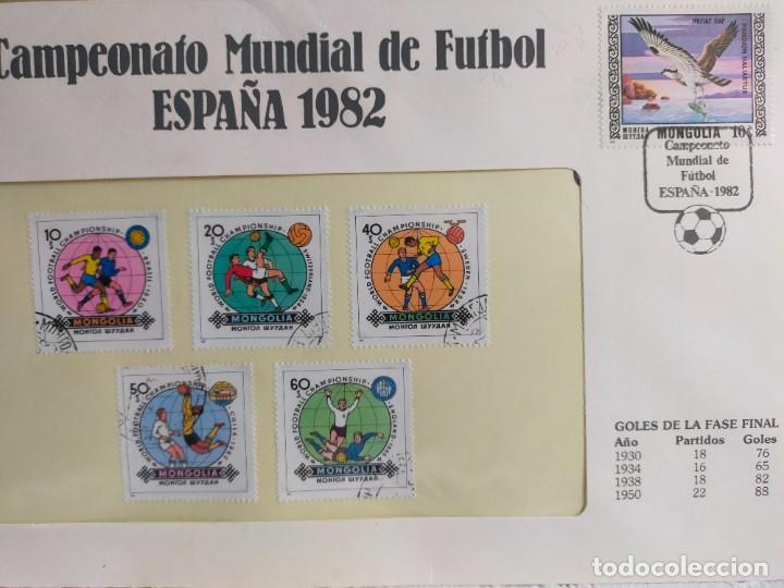 Sellos: Sellos, Mundial de España 82 - Foto 15 - 265322444