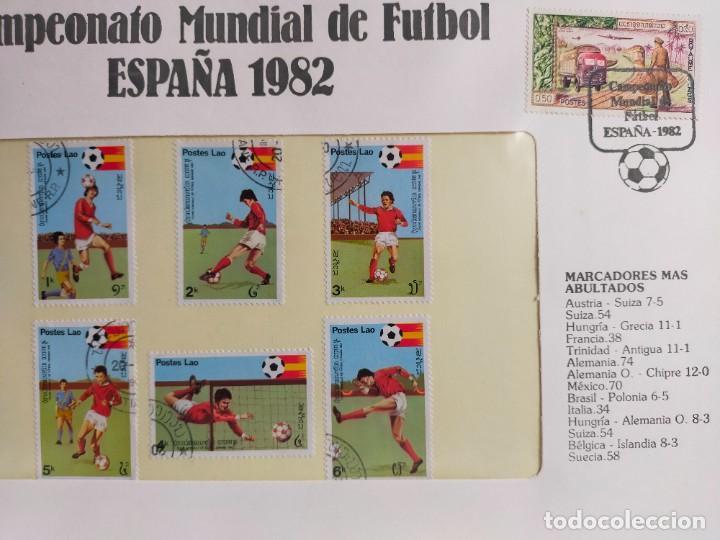 Sellos: Sellos, Mundial de España 82 - Foto 17 - 265322444