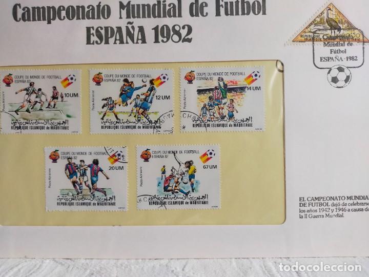 Sellos: Sellos, Mundial de España 82 - Foto 18 - 265322444