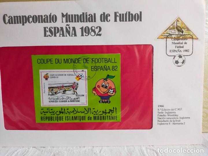 Sellos: Sellos, Mundial de España 82 - Foto 19 - 265322444