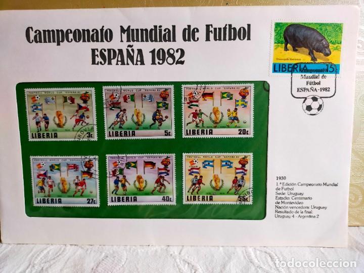 Sellos: Sellos, Mundial de España 82 - Foto 20 - 265322444