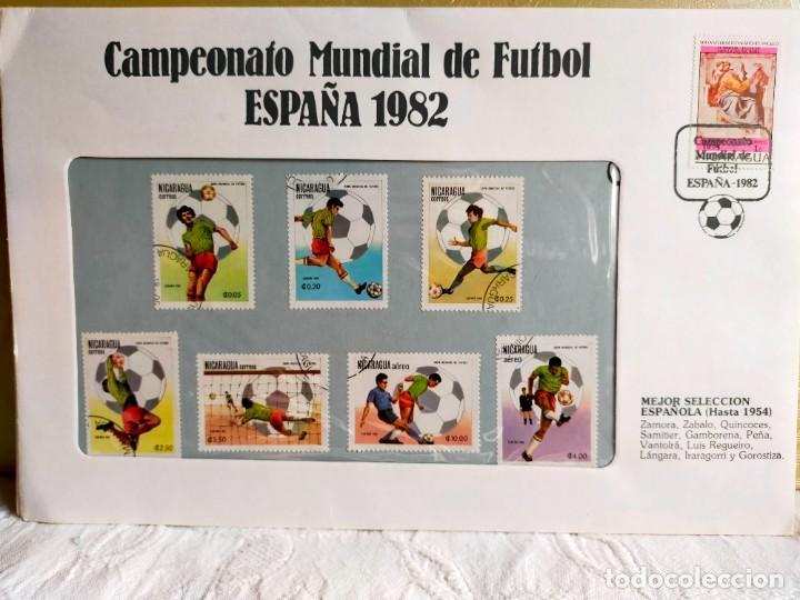 Sellos: Sellos, Mundial de España 82 - Foto 23 - 265322444