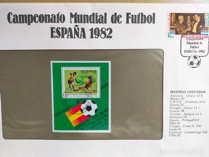 Sellos: Sellos, Mundial de España 82 - Foto 24 - 265322444