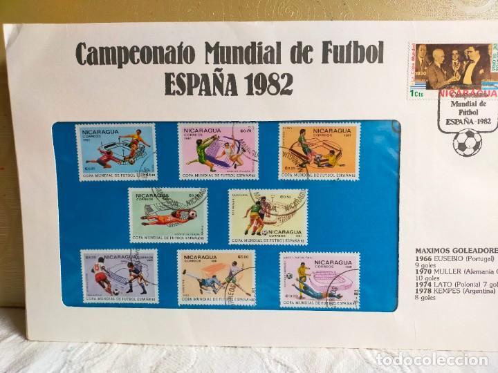 Sellos: Sellos, Mundial de España 82 - Foto 25 - 265322444