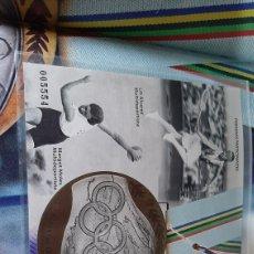 Sellos: HOJA BLOQUE DEPORTES ESPAÑA 2020 OLÍMPICOS BLANCA FERNÁNDEZ OCHOA EDIFIL 5415 NUEVA O USADA SOLICIT. Lote 267703609