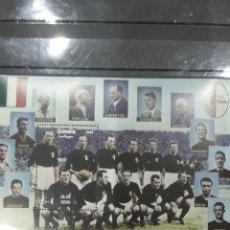 Sellos: HB R. SOMALIA NUEVO/1999/DEPORTE/JUEGO/FUTBOL/A.C/TORINO/TROFEOS/ITALIA/LEER DESCRIPCIÓN REGALO. Lote 278501603