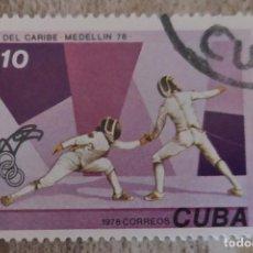 Sellos: CUBA -- XIII JUEGOS CENTROAMERICANOS. (1978).. Lote 278504918