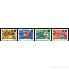 Sellos: ⚡ DISCOUNT MONGOLIA 2000 27TH SUMMER OLYMPIC GAMES MNH - BOXING, OLYMPIC GAMES. Lote 297143233