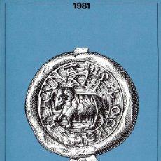 Sellos: FEROE AÑO 1981 COMPLETO YV 53/63*** EN CARPETA OFICIAL (VER FOTOS). Lote 26752013