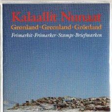 Sellos: GROENLANDIA AÑO 1994 COMPLETO NUEVO*** EN CARPETA OFICIAL (VER FOTOS) POLAR. Lote 26335508