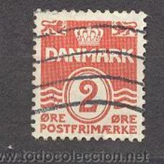 Sellos: DINAMARCA, 1905-13, USADO, YVERT TELLIER 49. Lote 17548592