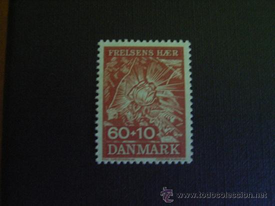 DINAMARCA Nº YVERT 476*** AÑO 1967. PRO EJERCITO DE LA SALUD (Sellos - Extranjero - Europa - Dinamarca)