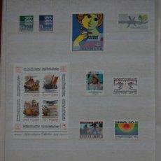 Sellos: DINAMARCA, AÑO 1986.. Lote 29830156