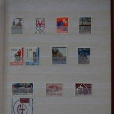 Sellos: DINAMARCA, AÑO 1988.. Lote 29830188