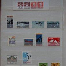 Sellos: DINAMARCA, AÑO 1995.. Lote 29830302