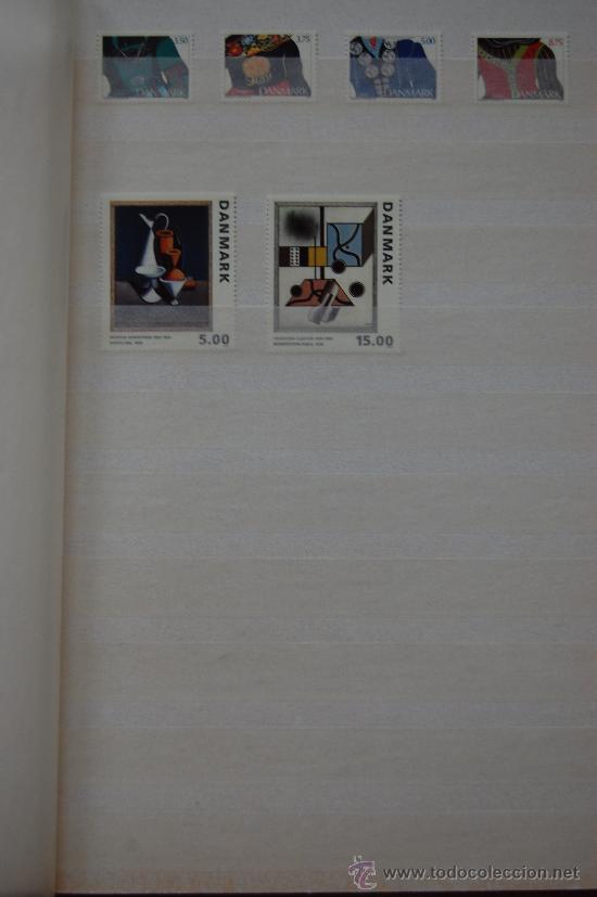 Sellos: Dinamarca, año 1993. - Foto 2 - 29830278