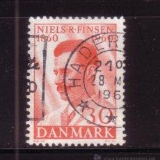Sellos: CINAMARCA 392 - AÑO 1960 - CENTENARIO DEL NACIMIENTO DEL MEDICO NIELS R. FINSEN. Lote 33798861