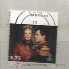 Briefmarken - Dinamarca 1997. Jubileo Reina Margarita II. - 41046561