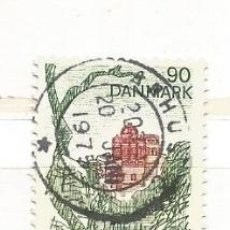 Sellos: DINAMARCA 1974. PAISAJES. Lote 41053611