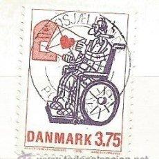 Selos: DINAMARCA 1992. COMICS. Lote 41057729