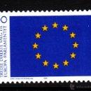 Sellos: DINAMARCA 952** - AÑO 1989 - 3º ELECCIONES AL PARLAMENTO EUROPEO. Lote 160646402