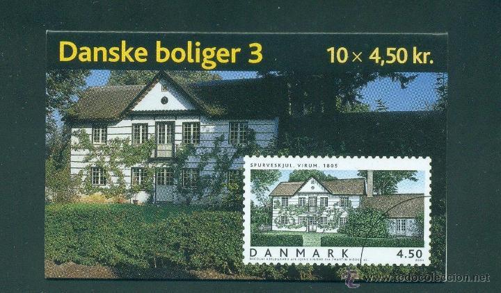 DINAMARCA CARNET 2004 COMPLETO Y LUJO MNH *** SC (Sellos - Extranjero - Europa - Dinamarca)