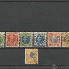 Sellos: 1907-08 - EFIGIE DE FEDERICO VIII - ANTILLAS DANESAS. Lote 50214836