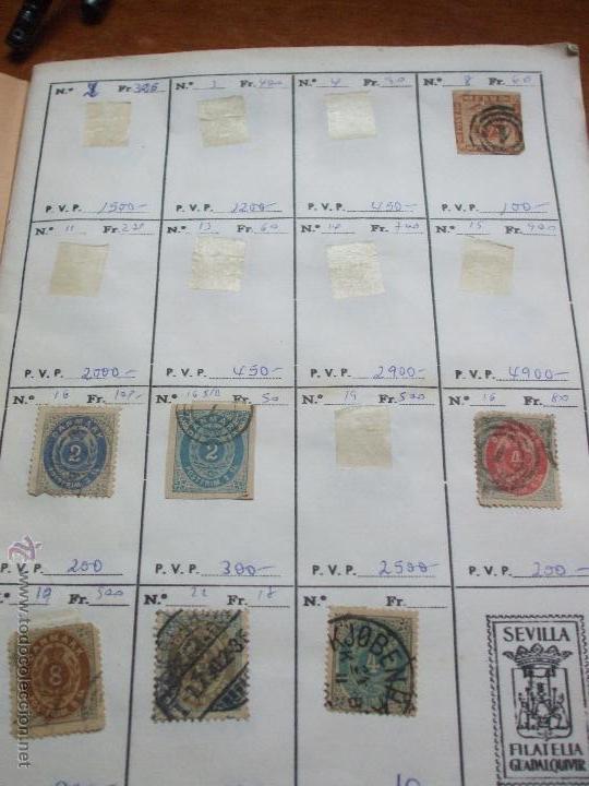 Sellos: .dinamarca 3 libretas aproximadamente 677 sellos clasificados, diversas calidades + fotos - Foto 2 - 50674634