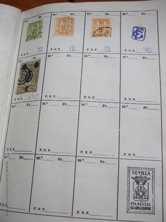 Sellos: .dinamarca 3 libretas aproximadamente 677 sellos clasificados, diversas calidades + fotos - Foto 58 - 50674634