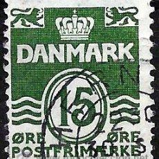 Sellos: DINAMARCA 1963- YV 0418. Lote 51466324