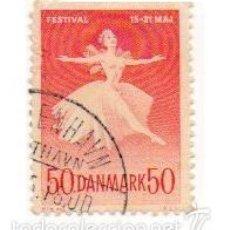 Sellos: DINAMARCA 1965-N.439. Lote 57738518