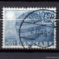 Sellos: DINAMARCA 335 - AÑO 1949 - 75º ANIVERSARIO DE LA UNION POSTAL UNIVERSAL. Lote 58389152
