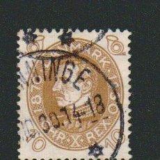 Sellos: DINAMARCA.1930.- 10 ORE.YVERT 200.USADO.. Lote 77261557