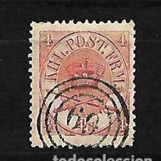 Sellos: DINAMARCA 1864 USADO. Lote 79052965