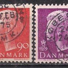 Sellos: DINAMARCA 1974 - USADO. Lote 102442263