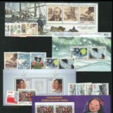 Sellos: SELLOS DINAMARCA GROENLANDIA 2004 AÑO COMPLETO MNH. Lote 106012319