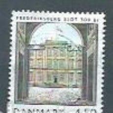 Timbres: DINAMARCA,2004,PALACIO DE FREDERIKSBERG,USADO,YVERT 1375. Lote 116508386