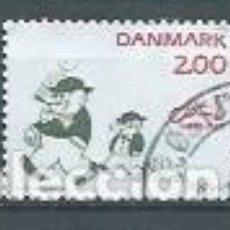 Sellos: DINAMARCA,1982,DIBUJOS CÓMICOS,YVERT 768. Lote 118774284