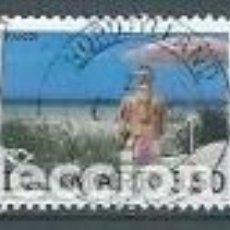 Sellos: DINAMARCA,1991,PLAYA DE LA ISLA FANO,YVERT 1007. Lote 118774288