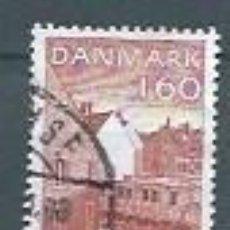 Sellos: DINAMARCA,1981,ARQUITECTURA EUROPEA,YVERT 740. Lote 118774300