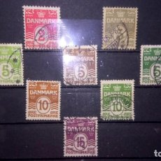 Sellos: EMISIONES GENERALES 1905/30. Lote 118794043