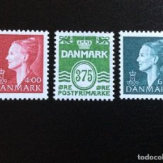 Briefmarken - DINAMARCA Nº YVERT 1207/9***AÑO 1999. SERIE CORRIENTE - 145292290
