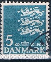 DINAMARCA 1968 Y 306A SELLO USADO (Sellos - Extranjero - Europa - Dinamarca)