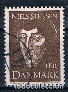 DINAMARCA 1969 Y 494 SELLO USADO SERIE (Sellos - Extranjero - Europa - Dinamarca)