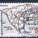 Sellos: DINAMARCA 1995 Y 1101 SELLO USADO. Lote 146446870