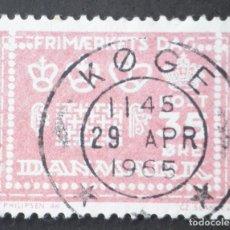 Sellos: 1964 DINAMARCA DÍA DEL SELLO. Lote 148101870